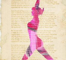 YOGA book found page The one by Pranatheory
