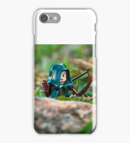 Hood in the Woods iPhone Case/Skin