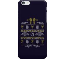 A Christmas Bug Hunt iPhone Case/Skin