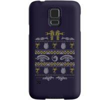 A Christmas Bug Hunt Samsung Galaxy Case/Skin