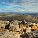 Cairngorm To Bynack More by Jamie  Green