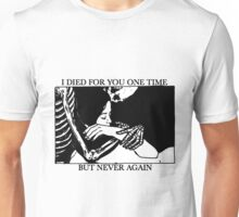 Brand New // died for you once Unisex T-Shirt