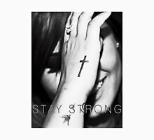 Demi Lovato Stay Strong Halftone Unisex T-Shirt