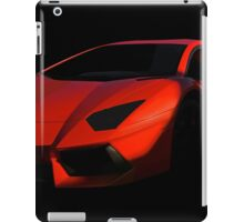 Lamborghini 'Only the Shadow Knows' iPad Case/Skin