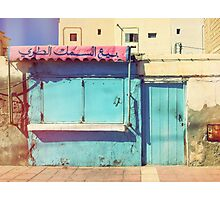 Sunday in Morocco Photographic Print