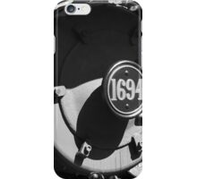 Engine 1694  iPhone Case/Skin