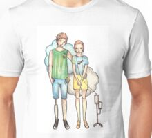 Cancer patients Unisex T-Shirt
