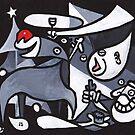 Christmas card by dotmund