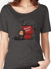 Rogue Peanuts Women's Relaxed Fit T-Shirt