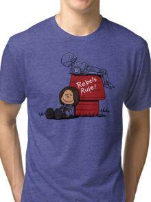 Rogue Peanuts Tri-blend T-Shirt