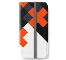 Pattern inspired by Bauhaus design iPhone Wallet/Case/Skin