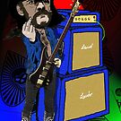 Lemmy  by Kev Moore