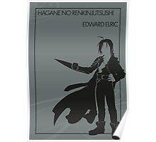 Edward Elric Poster