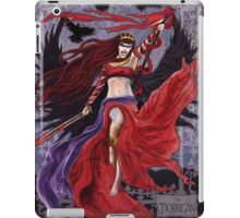 Celtic Goddess - The Morrigan iPad Case/Skin