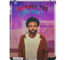 Acid Rap / Because The Internet iPad Case/Skin