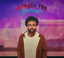 Acid Rap / Because The Internet by RocoesWetsuit