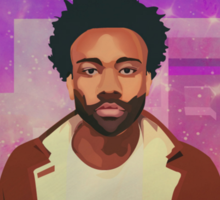 Acid Rap / Because The Internet Sticker