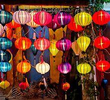 Lanterns by sgbphotos