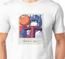 Optimus: Ball is Life Unisex T-Shirt