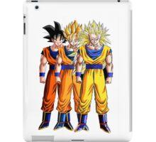 Goku Saiyan iPad Case/Skin