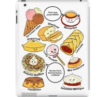 221b Bakery Street iPad Case/Skin