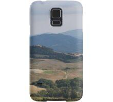 hilly landscape Samsung Galaxy Case/Skin