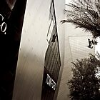 Tom Ford Menswear Shop in Vegas  2 - Black and White 2 by Yannik Hay