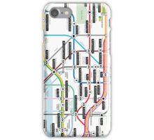 #tagsandthecity / London iPhone Case/Skin