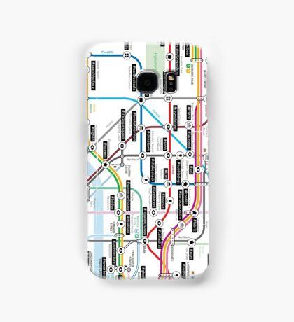 #tagsandthecity / London Samsung Galaxy Case/Skin