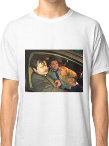 ron swanson and ben wyatt Classic T-Shirt