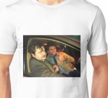 ron swanson and ben wyatt Unisex T-Shirt
