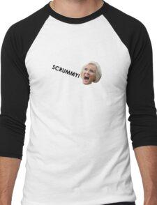 Scrummy Men's Baseball ¾ T-Shirt