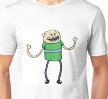 Funny Cartoon Image Unisex T-Shirt