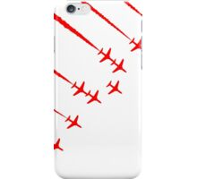 Red Planes iPhone Case/Skin