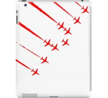 Red Planes iPad Case/Skin