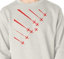 Red Planes Pullover