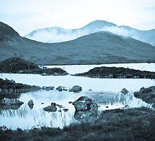 Blue Dawn by wildscape