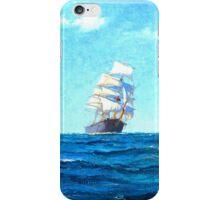 Colorful Seascape a iPhone Case/Skin
