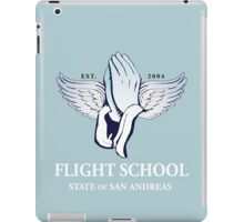 Flight School of San Andreas iPad Case/Skin
