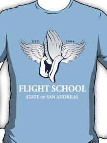 Flight School of San Andreas T-Shirt