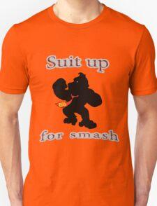 Suit up Smash T-Shirt