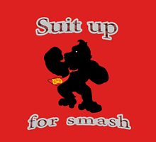 Suit up Smash Unisex T-Shirt