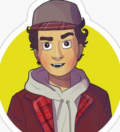 Jonas Noah Vasquez from SKAM Sticker