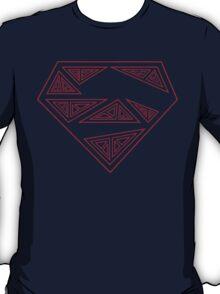 Superman Tribal Symbol T-Shirt