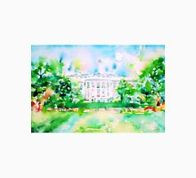 WHITE HOUSE - watercolor portrait Unisex T-Shirt
