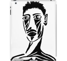 Portrait of Tristan iPad Case/Skin