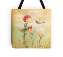 Early morning meeting Tote Bag