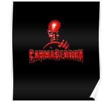 Carmageddon Poster