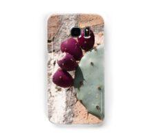 cactus in bloom Samsung Galaxy Case/Skin