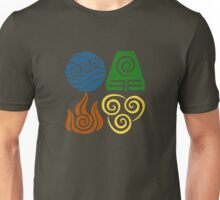 Four Elements Unisex T-Shirt